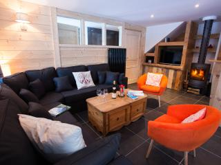 Ski in/out 8 people chalet Chamonix - Argentiere vacation rentals