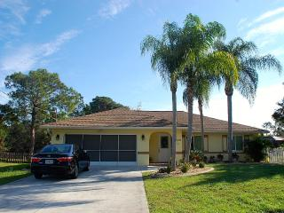 Relax by the pool in warm, sunny Florida - North Port vacation rentals
