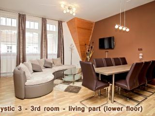 MYSTIC 3-exclusive duplex ap.120 m2 - Prague vacation rentals