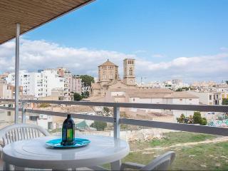 Sea-view studio-apt with pool - Palma de Mallorca vacation rentals