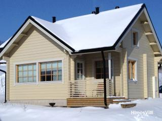 Himos Villi cottages with sauna . Lake, Golf, Ski - Jamsa vacation rentals