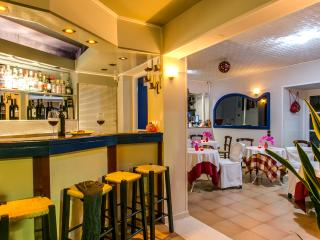 Bright Apartment in Hersonissos with A/C, sleeps 5 - Hersonissos vacation rentals
