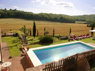Charming private Villa,Pool,Hot tub,Wi-Fi, near Siena - SPECIAL PRICES 2016!!! - Siena vacation rentals