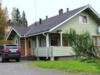 Himos. Villa Nuppulanranta by lake . - Jamsa vacation rentals