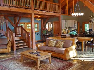 Serenity at its Best - NC Mountain Home - Franklin vacation rentals