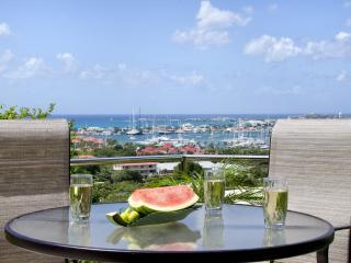 Amazing Ocean, Simpson Bay Lagoon Views w/Pool - Cole Bay vacation rentals