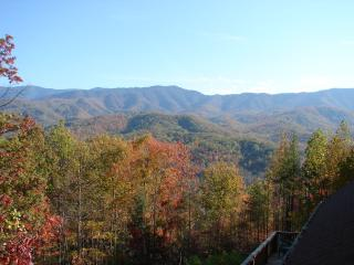 Gorgeous Views of Smoky Mountains National Park - Gatlinburg vacation rentals