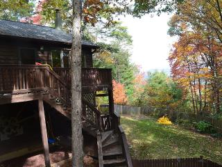 3-BR 2-BA House W/Mtn View, Kidbr - Asheville vacation rentals