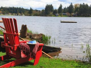 Charming Deer Lake Cottage - Clinton vacation rentals