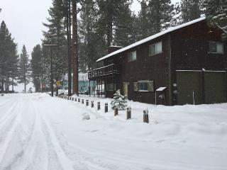 Lakeview Cabin Near Beach Lots of Snow; Hot Tub! - South Lake Tahoe vacation rentals