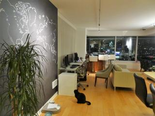 Beautiful city views 2BR condo in high rise - San Francisco vacation rentals