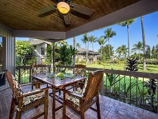 Large 2 bedroom, 2 bath condo with AC, beautiful Garden and Golf Course Views - Kailua-Kona vacation rentals