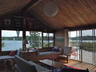 North Haven Island water views - North Haven vacation rentals