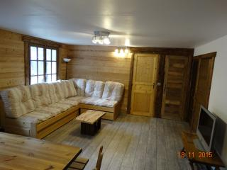 Le cocon des neiges, appartement 3 pièces. - Les Contamines-Montjoie vacation rentals