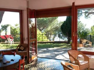 Villa 9 beds surrounded by nature and sea views - Varazze vacation rentals
