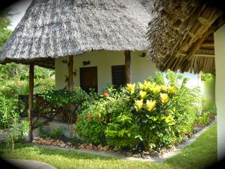 Coast Sun Gardens Cottage, House Simba - Msambweni vacation rentals
