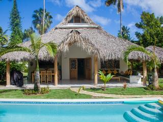Villa Clarissa V, walking to the beach/restaurants - Las Terrenas vacation rentals