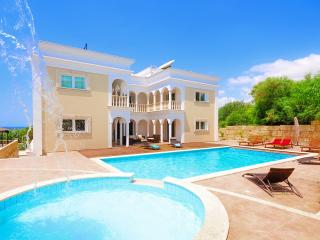 7 Bedroom Villa With Private Pool in Coral Bay - Peyia vacation rentals