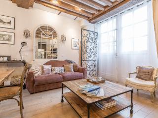 Le Coeur de la Cour - Seen on HouseHunters Intl - Paris vacation rentals