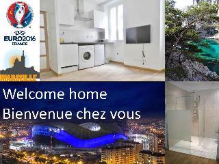 Bienvenue chez vous - Joli T2 meublé plein centre - Marseille vacation rentals