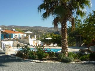 Peace and Quiet at Cyprus Country Holidays - Vavla 			 vacation rentals