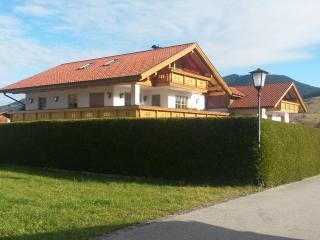 Duplex-apartment  with mountain view (5 BR) - Unterammergau vacation rentals