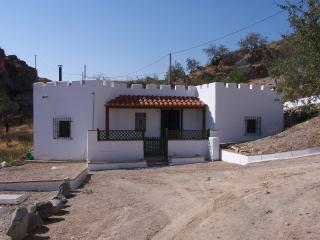 2 Bedroom cottage on 2 acre Andalucia Finca - Lubrin vacation rentals