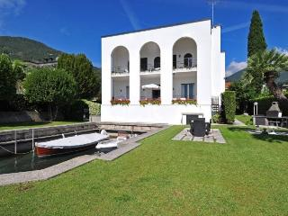 EXCLUSIVE VILLA by the Lake Garda. PRIVATE BEACH - Barbarano Di Salò vacation rentals