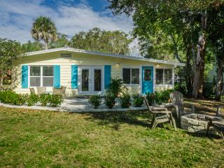 Premier Bay View Harbor Cottage - Safety Harbor vacation rentals