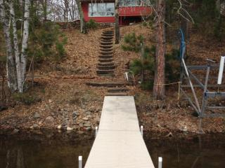 Comfortable House with Dishwasher and Boat Available - Spooner vacation rentals