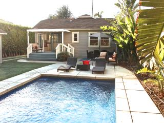 Bungalow W/ Pool in Celebrity Area - West Hollywood vacation rentals