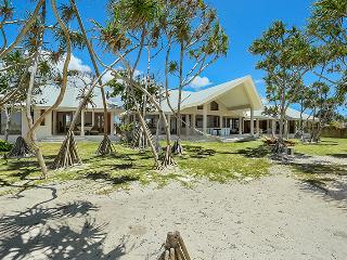 Beach Villa 'GUDFELA PLES', White Sands, Vanuatu - Port Vila vacation rentals