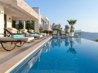 Luxury Villa Afsana, 4 bedrooms, sea views, private pool very close to the town - Kalkan vacation rentals