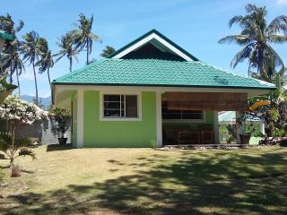 Beach side single room Bungalow - Zamboanguita vacation rentals