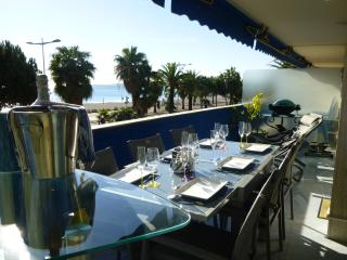 Luxurious Contemporary Apartment Air-Conditioned - Cagnes-sur-Mer vacation rentals