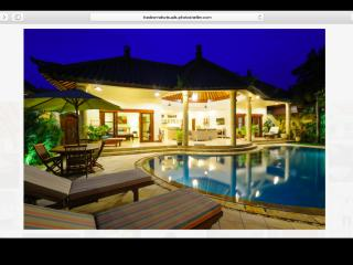 luxury Sanur family villa 305 mtrs from beach - Sanur vacation rentals