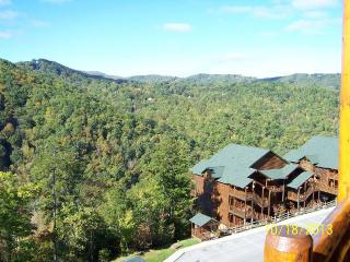 1Bedroom, Sleeps 4.New Unit On Top of the Mountain - Gatlinburg vacation rentals