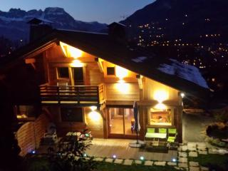 Cozy House with Housekeeping Included and Television - Saint Gervais les Bains vacation rentals