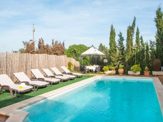 Country house surrounded by cypresses and pool - Porto Cristo vacation rentals
