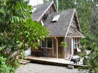 Cute Cedar Cabin with Hot Tub Downtown Tofino - Tofino vacation rentals