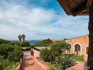 Baia Sardinia - Costa Smeralda, Villa with seaview - Baia Sardinia vacation rentals