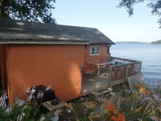 Waterfrornt cottage on Rice Lake, Gores Landing - Gores Landing vacation rentals