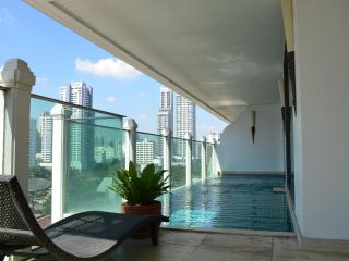 2 BR Luxury apartment with private pool in room - Bangkok vacation rentals
