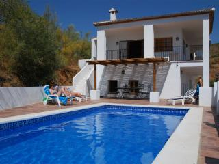 Fabulous Holiday Country Villa - very private - Colmenar vacation rentals