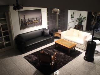 spacious duplex with amazing view - Agia Paraskevi vacation rentals