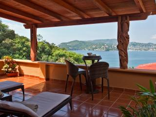 A Spacious yet Affordable Splurge Ocean Views Pool 3BR - Zihuatanejo vacation rentals