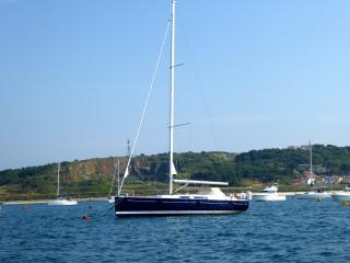 Yacht sleeps six Braye Harbour Aderney - Alderney vacation rentals