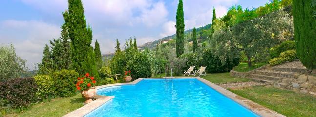 Villa Serena - Image 1 - Cortona - rentals