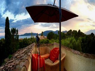 Luxurious villa with sea views - Lecci vacation rentals