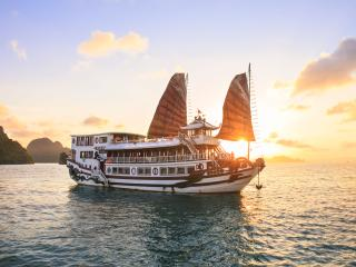 Royal Palace Cruise - 1 Deluxe Room for 2 People - Halong Bay vacation rentals